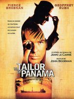 Affiche The Tailor of Panama