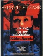 Affiche Secret défense