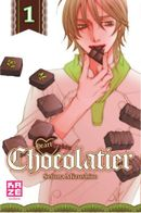Couverture Heartbroken Chocolatier