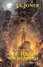 Couverture Le Temps des trahisons - Le Livre des Mots, tome 2
