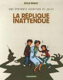 Couverture La réplique inattendue - Une épatante aventure de Jules, tome 2
