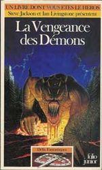 Couverture La Vengeance des Démons - Défis fantastiques, tome 41
