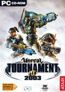 Jaquette Unreal Tournament 2003