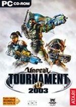 Jaquette Unreal Tournament 2003