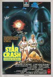 Affiche Star Crash, le choc des étoiles
