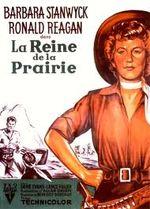 Affiche La reine de la prairie