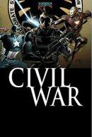 Couverture Captain America : Civil War