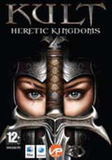 Jaquette Kult : Heretic Kingdoms