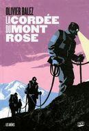 Couverture La cordée du Mont Rose