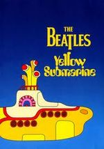 Affiche Yellow Submarine