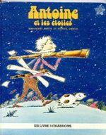 Couverture Antoine et les étoiles