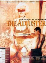 Affiche The Adjuster