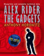 Couverture Alex Rider : Les Gadgets