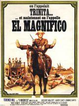Affiche Et maintenant on l'appelle El Magnifico