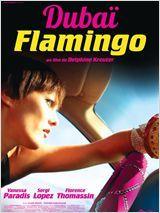 Affiche Dubaï Flamingo