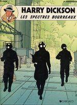 Couverture Les Spectres bourreaux - Harry Dickson (Vanderhaeghe/Zanon), tome 2