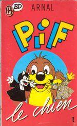 Couverture Pif le chien, tome 1