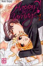 Couverture Happy marriage ?!