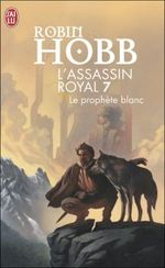 Couverture Le Prophète blanc - L'Assassin royal, tome 7