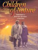 Affiche Les Enfants de la nature