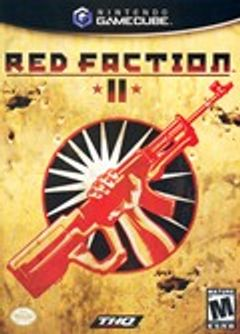 Jaquette Red Faction II