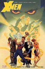 Couverture Les Enfants de l'atome - X-Men (100% Marvel), tome 0