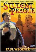 Affiche L'Etudiant de Prague