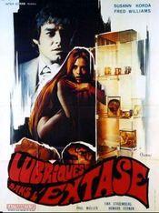 Affiche Crimes dans l'extase
