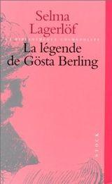 Couverture La Légende de Gösta Berling