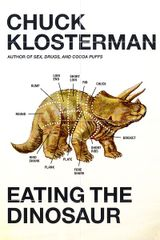 Couverture Eating the Dinosaur
