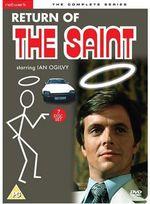 Affiche Le Retour du Saint