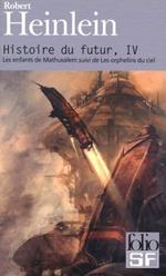 Couverture Les Enfants de Mathusalem - Histoire du futur, tome 4