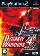 Jaquette Dynasty Warriors 4