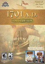 Jaquette Anno 1701: Gold Edition