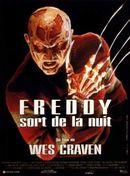 Affiche Freddy sort de la nuit
