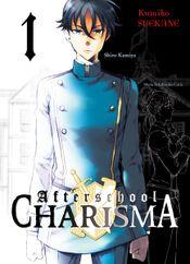 Couverture Afterschool Charisma