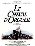 Affiche Le Cheval d'orgueil