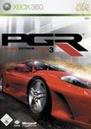 Jaquette Project Gotham Racing 3