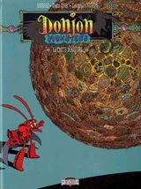 Couverture La Carte majeure - Donjon Monsters, tome 3