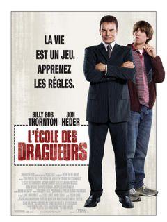 Affiche L'École des dragueurs