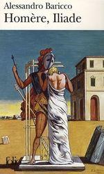 Couverture Homère, Iliade