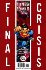 Couverture Final Crisis: Superman Beyond