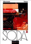 Couverture Lettre à Satan - Soda, tome 2