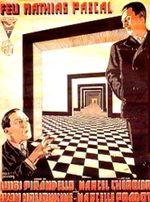 Affiche Feu Mathias Pascal