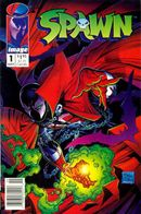 Couverture Spawn