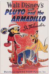 Affiche Pluto et l'Armadillo