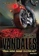 Couverture Vandales - Cherub, Mission 11
