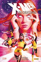 Couverture X-Men : Les Origines, tome 2