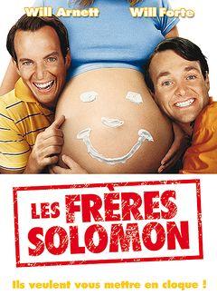 Affiche Les Frères Solomon