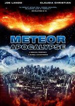 Affiche Meteor Apocalypse